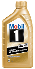 01 Liter Bottle of Car Engine Oil from Mobil Delvac